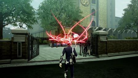 【中字】《真·女神转生V》第三弹宣传影像