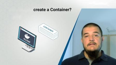 如何创建一个容器?