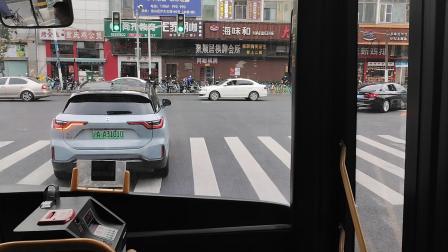 巴士三公司:909路公交车,S2T-0082.沪太路枢纽站→饮州南路虹漕南路全程A
