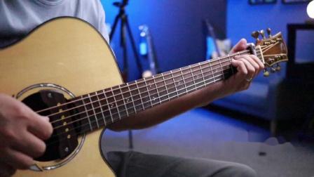 【指弹教学】你好李焕英《依兰爱情故事》 小磊吉他出品