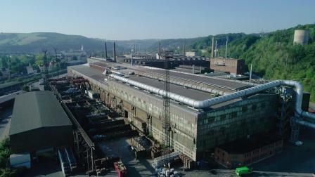 AOD converter at BGH Freital, Germany