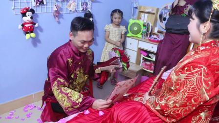 刘杰刘小玉浪漫婚礼盛典