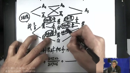 003--2022考研数学-预备先修概率-引例3[余丙森]