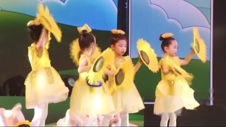 莫安娜少儿舞蹈培训中心《春眠不觉晓》