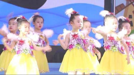 莫安娜少儿舞蹈培训中心《石头剪刀布》