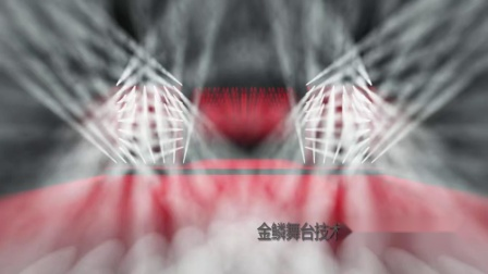 金鳞舞台技术2021杭州站—杭州学员彭峻灯光秀作品!