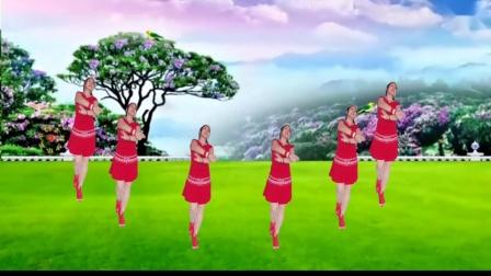 华之星广场舞【凤凰飞】好听好看。简单易学,大众现代舞