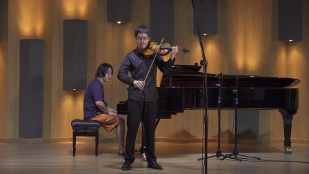 Hairui Lei  Tchaikovsky Valse-Scherzo Op.34