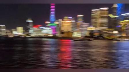 上海夜景哪里最美?上海第一高楼上海中心大厦