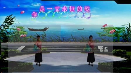 大扇舞【浏阳河】
