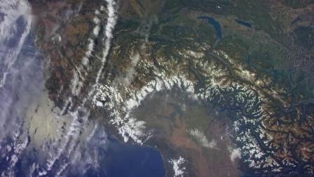 从国际空间站观看地球1小时(高清)