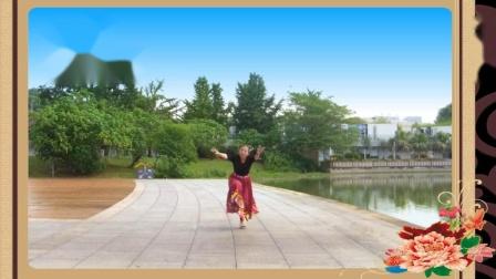 藏族踢踏舞蹈:康定情歌