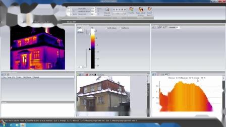 德图应用视频 使用testo IRSoft 软件创建专业红外报告