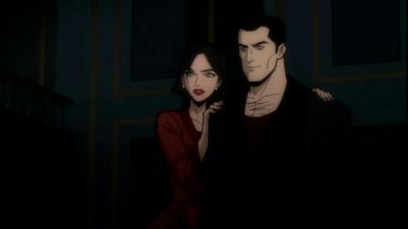 【蝙蝠侠漫长的万圣节】凶手是哈维的妻子
