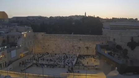 耶路撒冷-西墙日出