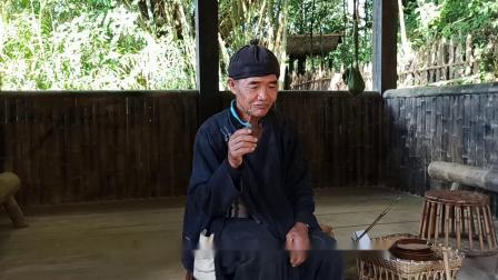 中国最后的原始部落——翁丁