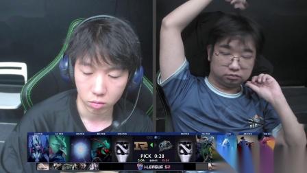 i联赛 S2淘汰赛 RNG vs ELEPHANT 第二场 9.3
