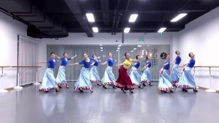 舞者之声 院派藏族《牧区表演》结课展示
