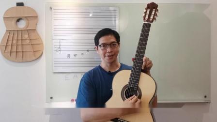 古典吉他公开课 | 06 调弦(上)