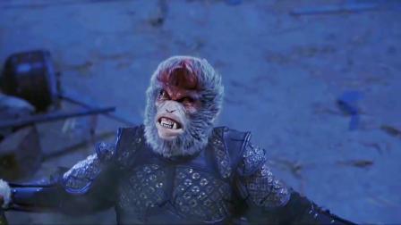 盘点电影里的高能变身:九尾灵狐变身帅气;变形金刚满满的科技感