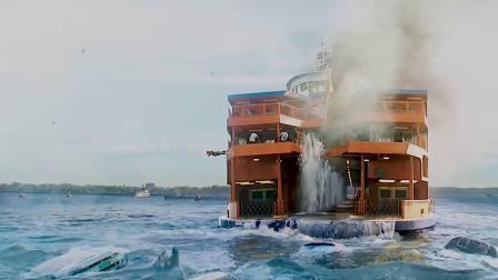 盘点漫威里大力士(上):蜘蛛侠手拉轮船;美国队长单手硬刚飞机