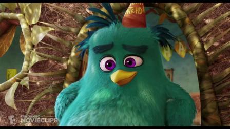 《愤怒的小鸟:胖红发怒了》双减转型课程学乐动画电影赏析