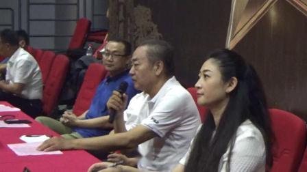 """泰安市电视台泰山群星大舞台""""民乐大赛""""实况录像(一)"""
