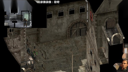 盟军敢死队2-科尔迪兹城堡(完整任务)