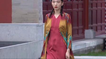 中國北京時裝周 2022 艾德莱斯之戀 絲路霓裳 · PURE TOUCH聯合發布會