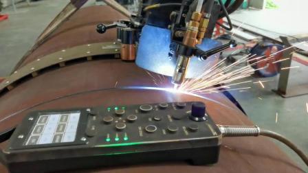 水管自动焊机智能外根焊打底,焊工终于轻松了!