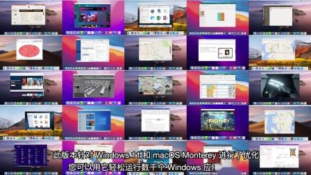 Parallels Desktop 17 最新官方宣传视频