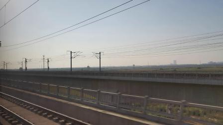 20210911 170602 徐兰(郑西)高铁与大西高铁并行