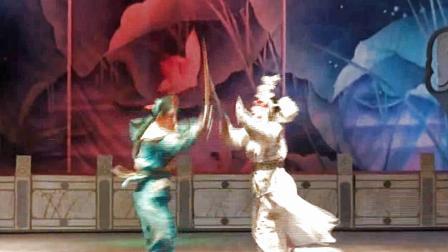 传统汉剧【白蛇传】盗草、水漫金山---荆州市李慧、邹文莉等表演