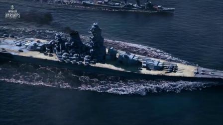 战舰世界:海陆空激战混剪