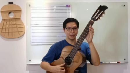 古典吉他公开课 | 08 调弦(下)