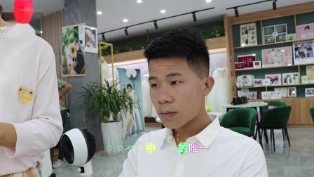 广西博白县陈少华  庞晓结婚录像上集