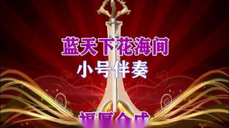 蓝天下花海间 小号伴奏(孙国才)福厚合成.mpg