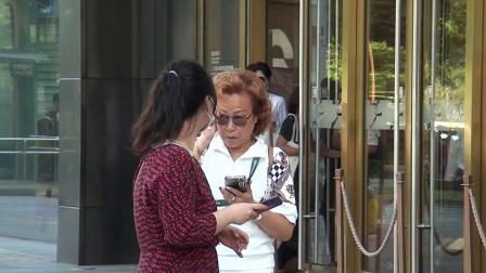 闲逛浦东新区世纪汇广场