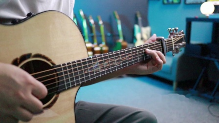 【指弹教学】张学友《我真的受伤了》 小磊吉他出品