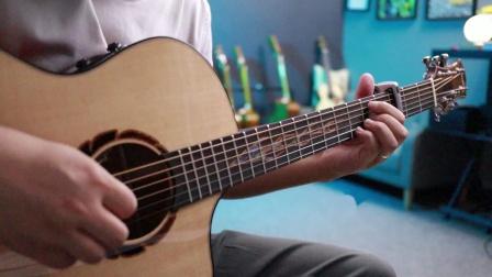 【指弹教学】大乔小乔《农夫渔夫》 小磊吉他出品
