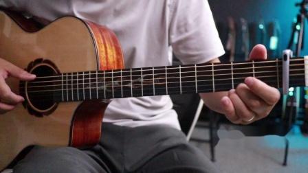 【指弹教学】经典老歌《梅花三弄》 小磊吉他出品