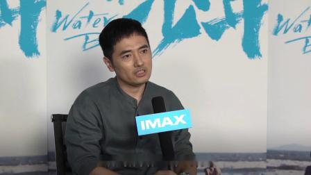 听听导演宋灏霖 心中的IMAX五个扑水的少年的故事——即使普通,也要勇敢向前冲!