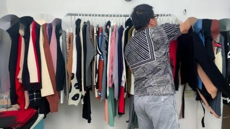 梵莱尼9-27国庆节毛特惠衣款式展示