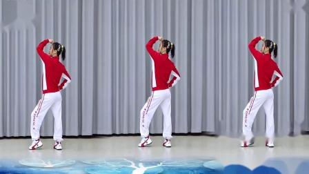 杨丽萍《我曾拼命爱过你》爆火最时尚的网红健身操瘦身减肥
