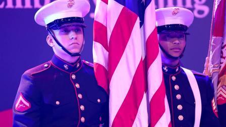 美国驻华大使馆庆祝美国独立日!
