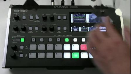 Roland罗兰 V-8HD视频切换台教学视频