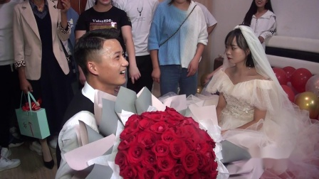 刘洪顶婚庆视频