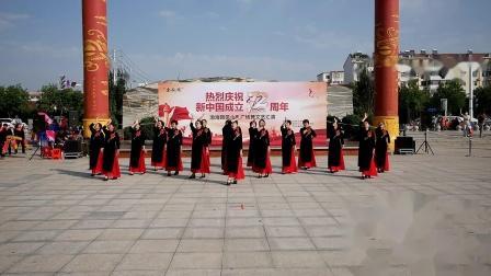 1、舞蹈《红枣树》