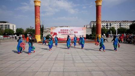 4、舞蹈《鄱湖欢歌》 岐口舞蹈队