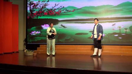 16.沪剧《卖红菱》演员;金政辉,刘爱娣